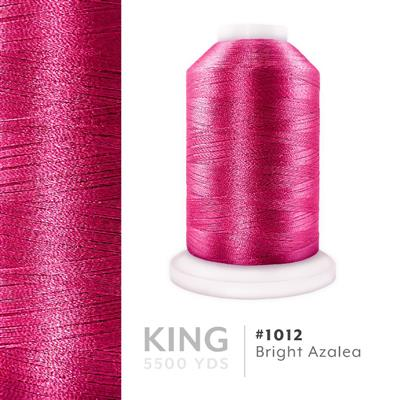 Bright Azalea # 1012 Iris Trilobal Polyester Thread - 5500 Yds MAIN