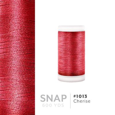Cherise # 1013 Iris Polyester Embroidery Thread - 600 Yd Snap Spool MAIN