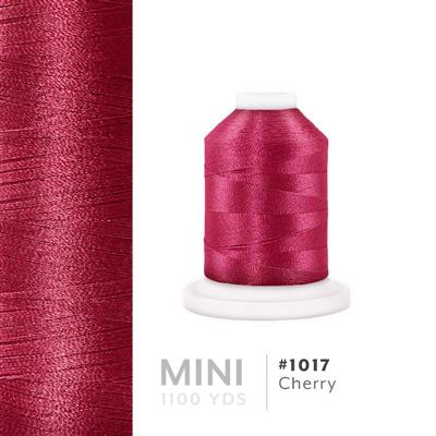 Cherry # 1017 Iris Polyester Embroidery Thread - 1100 Yds MAIN
