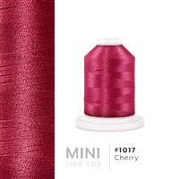 Cherry # 1017 Iris Polyester Embroidery Thread - 1100 Yds THUMBNAIL