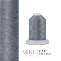 Rock Blue # 1041 Iris Polyester Embroidery Thread - 1100 Yds THUMBNAIL