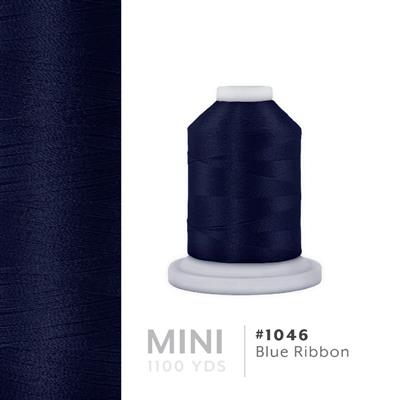 Blue Ribbon # 1046 Iris Polyester Embroidery Thread - 1100 Yds MAIN