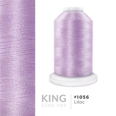 Lilac # 1056 Iris Trilobal Polyester Thread - 5500 Yds MAIN