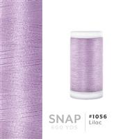 Lilac # 1056 Iris Polyester Embroidery Thread - 600 Yd Snap Spool THUMBNAIL