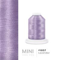 Lavendar # 1057 Iris Polyester Embroidery Thread - 1100 Yds THUMBNAIL
