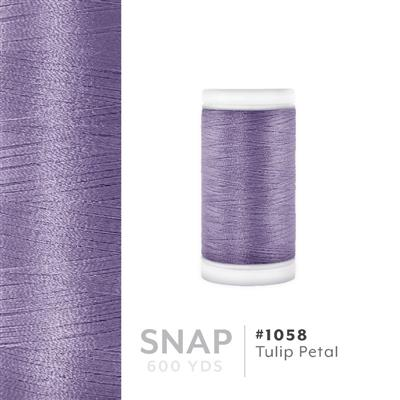 Tulip Petal # 1058 Iris Polyester Embroidery Thread - 600 Yd Snap Spool MAIN