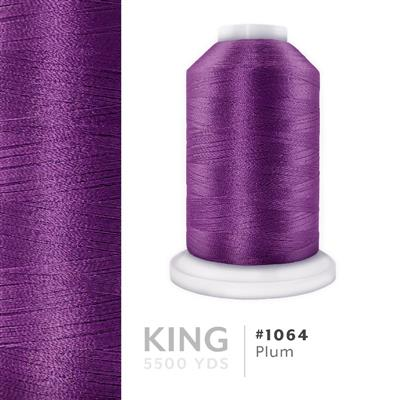 Plum # 1064 Iris Trilobal Polyester Thread - 5500 Yds MAIN
