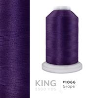 Grape # 1066 Iris Trilobal Polyester Thread - 5500 Yds THUMBNAIL