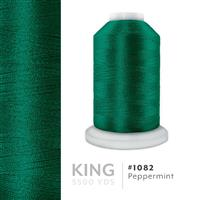 Peppermint # 1082 Iris Trilobal Polyester Machine Embroidery & Quilting Thread - 5500 Yds THUMBNAIL