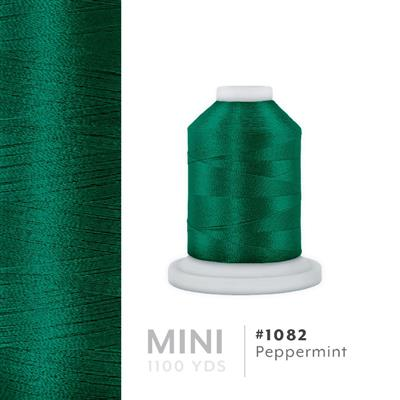 Peppermint # 1082 Iris Polyester Embroidery Thread - 1100 Yds MAIN