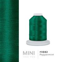 Peppermint # 1082 Iris Polyester Embroidery Thread - 1100 Yds THUMBNAIL