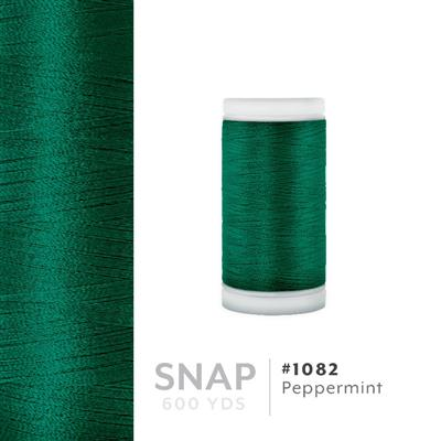 Peppermint # 1082 Iris Polyester Embroidery Thread - 600 Yd Snap Spool MAIN