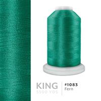 Fern # 1083 Iris Trilobal Polyester Machine Embroidery & Quilting Thread - 5500 Yds THUMBNAIL