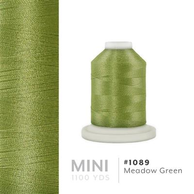 Meadow Green # 1089 Iris Polyester Embroidery Thread - 1100 Yds MAIN