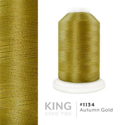 Autumn Gold # 1134 Iris Trilobal Polyester Thread - 5500 Yds MAIN