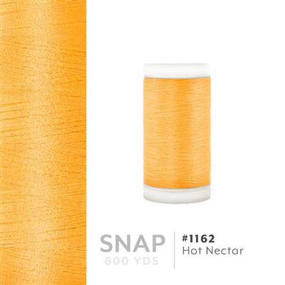 Hot Nectar # 1162 Iris Polyester Embroidery Thread - 600 Yd Snap Spool MAIN