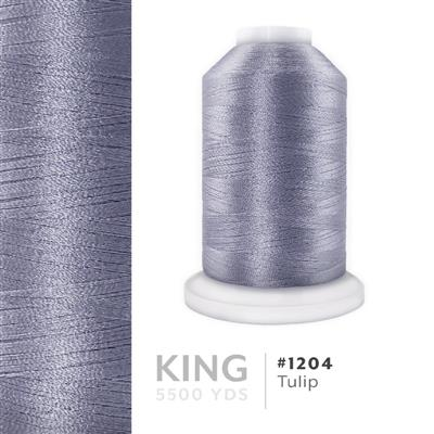 Tulip # 1204 Iris Trilobal Polyester Thread - 5500 Yds MAIN