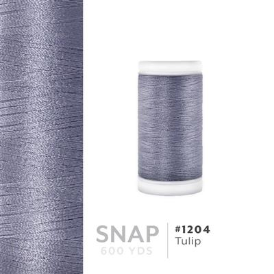 Tulip # 1204 Iris Polyester Embroidery Thread - 600 Yd Snap Spool MAIN