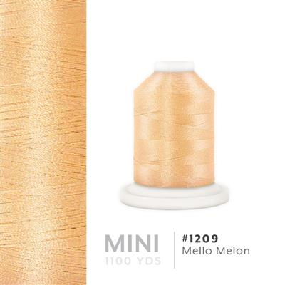 Mello Melon # 1209 Iris Polyester Embroidery Thread - 1100 Yds MAIN