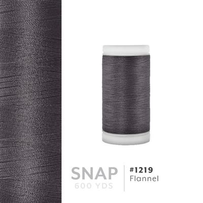 Flannel # 1219 Iris Polyester Embroidery Thread - 600 Yd Snap Spool MAIN
