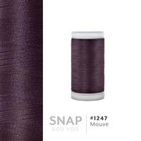 Mauve # 1247 Iris Polyester Embroidery Thread - 600 Yds THUMBNAIL