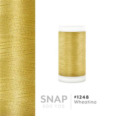 Wheatina # 1248 Iris Polyester Embroidery Thread - 600 Yd Snap Spool MAIN
