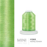 Valley Green # 1262 Iris Polyester Embroidery Thread - 1100 Yds THUMBNAIL