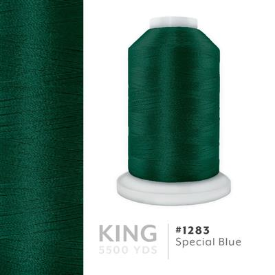 Special Blue # 1283 Iris Trilobal Polyester Thread - 5500 Yds MAIN