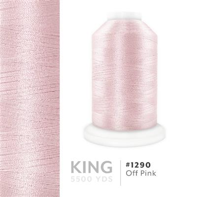 Off Pink # 1290 Iris Trilobal Polyester Thread - 5500 Yds MAIN