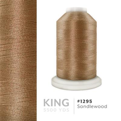 Sandlewood # 1295 Iris Trilobal Polyester Thread - 5500 Yds MAIN