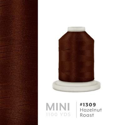Hazelnut Roast # 1309 Iris Polyester Embroidery Thread - 1100 Yds MAIN
