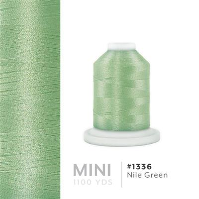 Nile Green # 1336 Iris Polyester Embroidery Thread - 1100 Yds MAIN