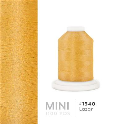 Lazar # 1340 Iris Polyester Embroidery Thread - 1100 Yds MAIN