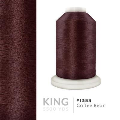 Coffee Bean # 1352 Iris Trilobal Polyester Thread - 5500 Yds MAIN