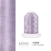 Soft Purple # 1396 Iris Polyester Embroidery Thread - 1100 Yds THUMBNAIL