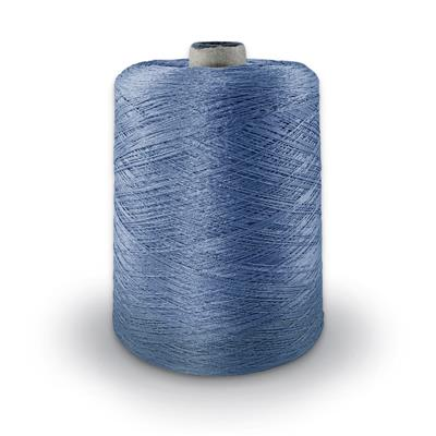 Polyester Merrow Floss - Empire Blue MAIN