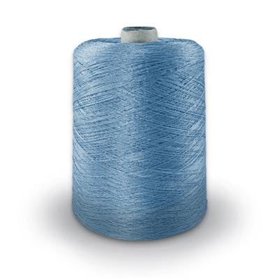 Polyester Merrow Floss - Light Blue MAIN