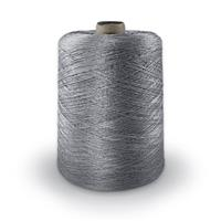 Polyester Merrow Floss 300/4 - Medium Grey THUMBNAIL