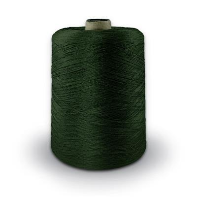 Polyester Merrow Floss - Navistar Green MAIN