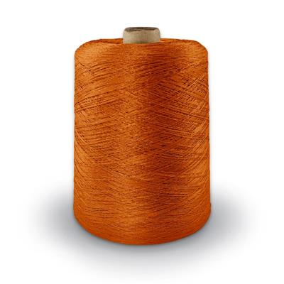 Polyester Merrow Floss - Orange MAIN