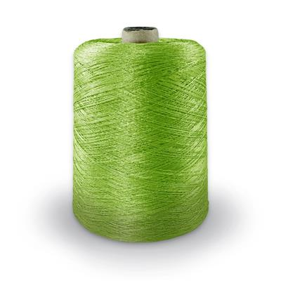 Polyester Merrow Floss - Pastoral Green MAIN