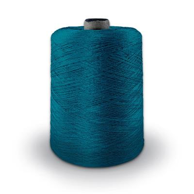Polyester Merrow Floss - Teal MAIN