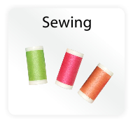 So-Rite All Purpose Poly-Wrapped Poly Core Sewing Thread by Iris
