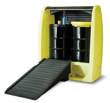 Hard Cover & SpillPallet LARGE