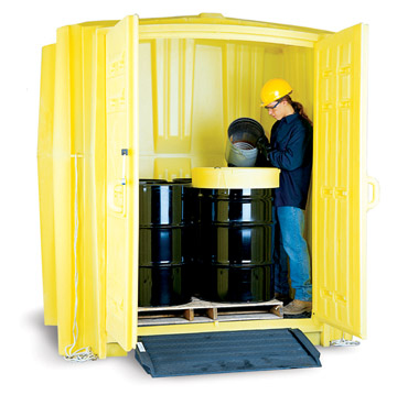 Job Hut - Outdoor storage has never been so practical or so affordable! LARGE
