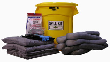 20 Gallon Brute Spill Kit