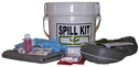 2 Gallon Hazmat Spill kit