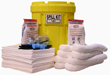 30 Gallon Overpack Spill Kit