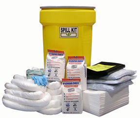 55 Gallon Drum Spill Kit LARGE