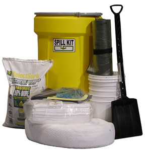 55 Gal Drum Spill Kit